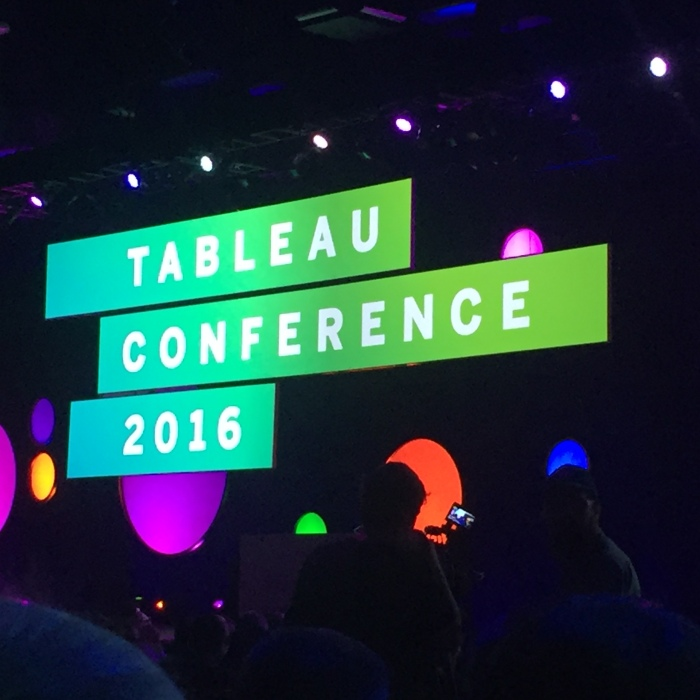What did I learn from Tableau Conference 2016? (part 2)