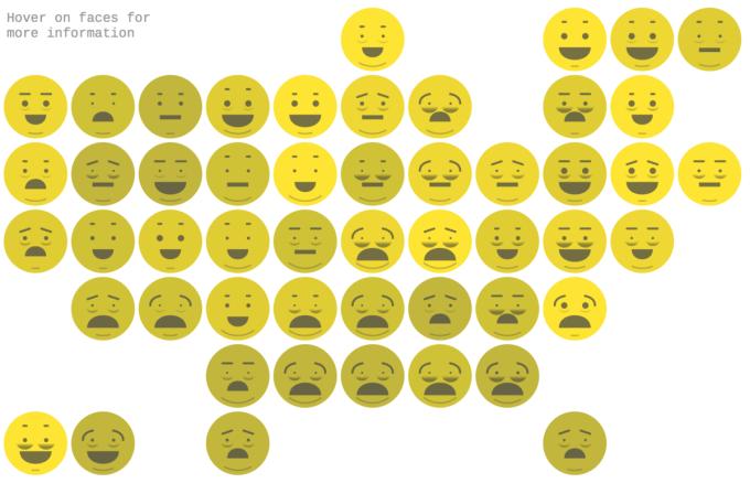 Emoji-states-of-America