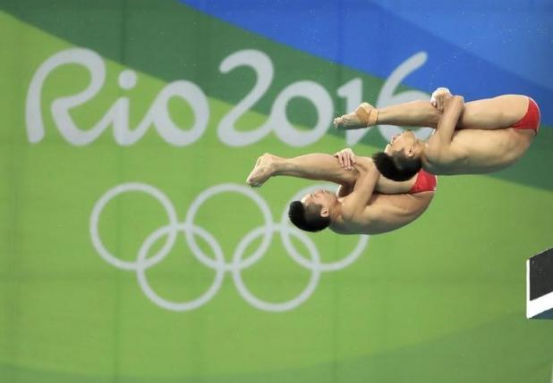 Diving - Men's Synchronised 10m Platform - Final